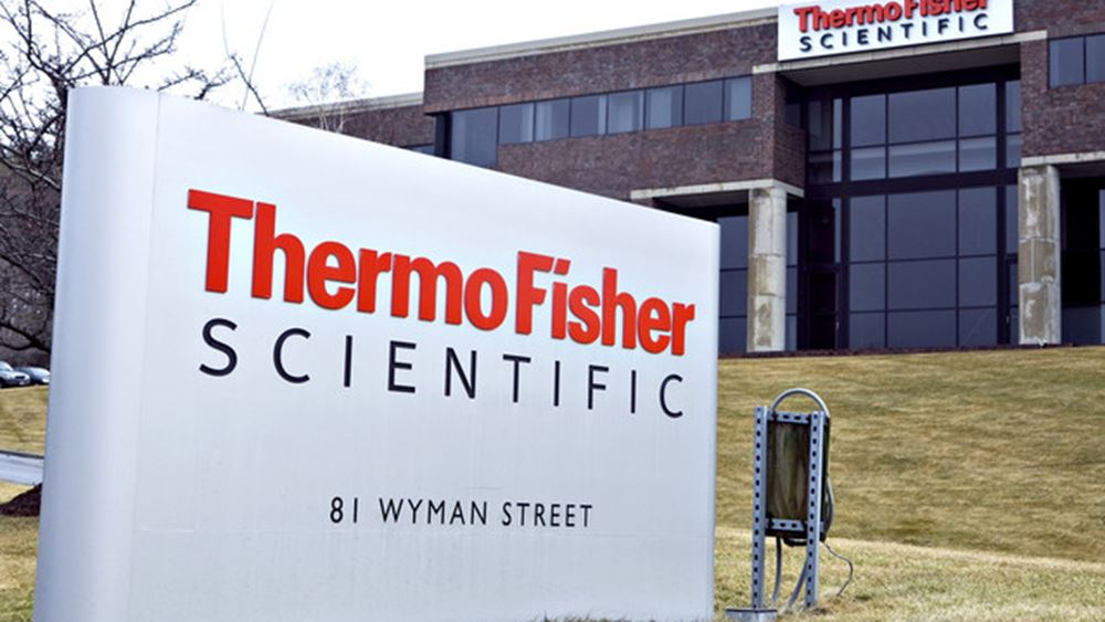 Thermo Fisher: Αυξήθηκαν κέρδη και πωλήσεις στο τρίμηνο