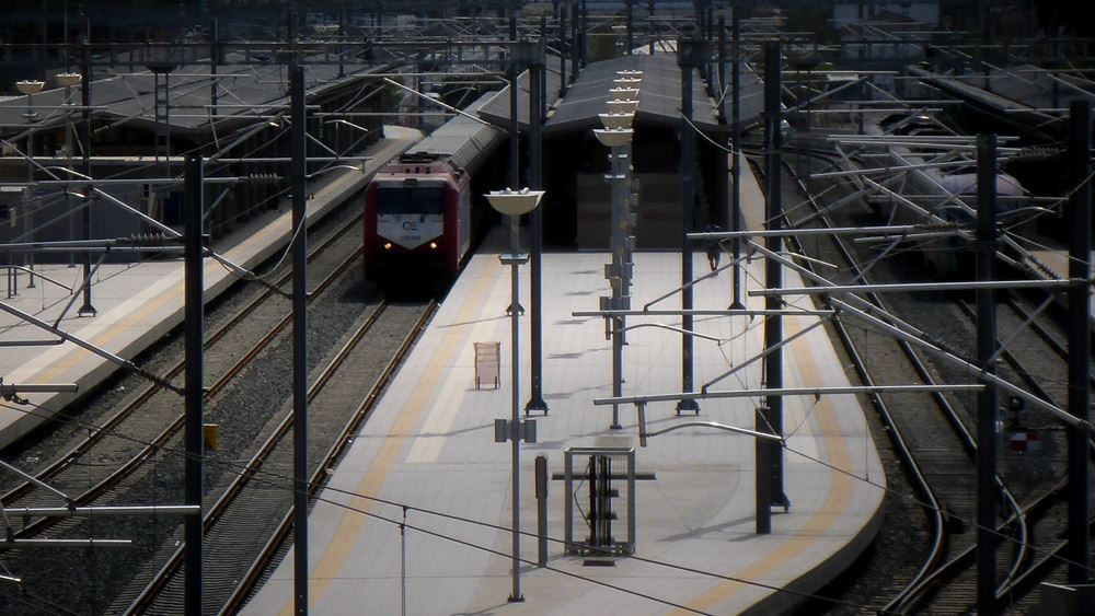 Έρχεται η β' φάση του σιδηροδρομικού σταθμού Αθηνών