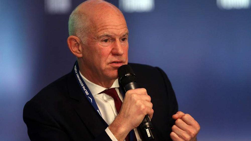 Γ. Παπανδρέου: Η εκλογική νίκη του Ζάεφ έχει ιδιαίτερη σημασία για τη σταθερότητα στην ευρύτερη περιοχή