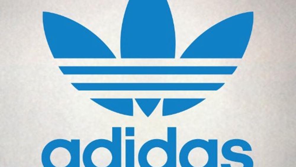 Αναβάθμισε τις εκτιμήσεις για το 2018 η Adidas λόγω των ισχυρών αποτελεσμάτων