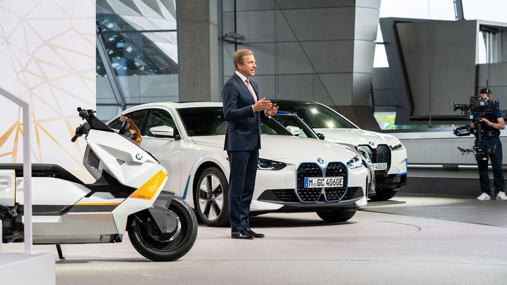Οι περιβαλλοντικοί στόχοι του BMW Group έως το 2030