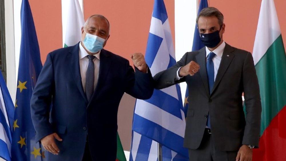 Προς κύρωση στη Βουλή της Διακυβερνητικής Συμφωνίας για τον αγωγό φυσικού αερίου Ελλάδας-Βουλγαρίας (IGB)