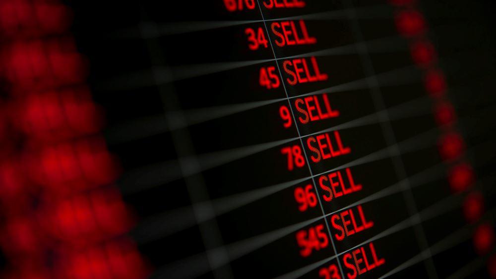 Καταρρέει το Χρηματιστήριο λόγω κοροναϊού - πάνω από 6% η πτώση