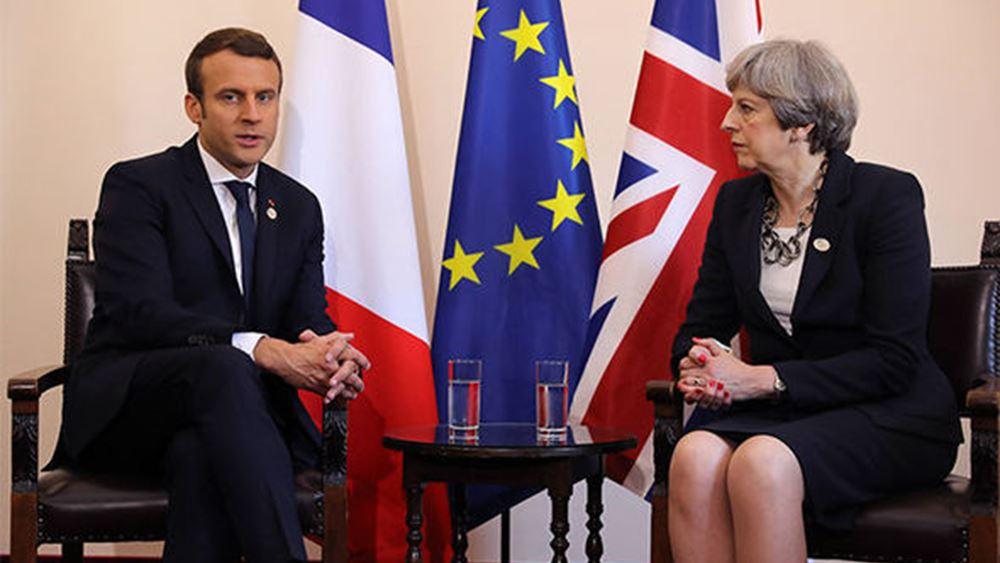 Η Γαλλία δηλώνει: Brexit χωρίς συμφωνία δεν είναι η χειρότερη επιλογή