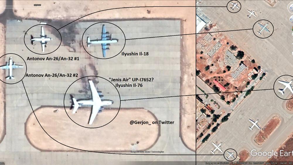 Ρωσικά μεταγωγικά μετέφεραν όπλα στη Σίρτη - Έφτασαν δύο πτήσεις με Σύρους στρατιώτες για τον Χαφτάρ