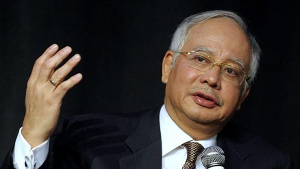 Σκάνδαλο 1MDB: Καταδικάστηκε σε 12ετή κάθειρξη ο πρώην πρωθυπουργός της Μαλαισίας