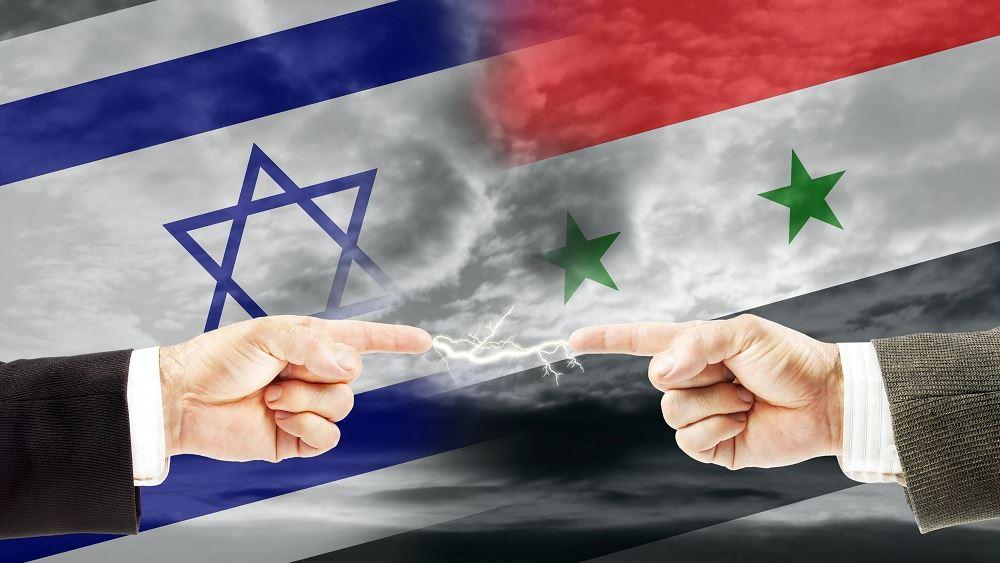 Συρια Ισραηλ