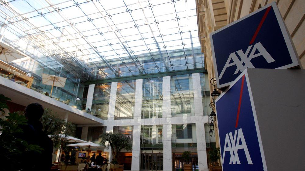 Μειώθηκαν τα κέρδη της Axa για το 2000
