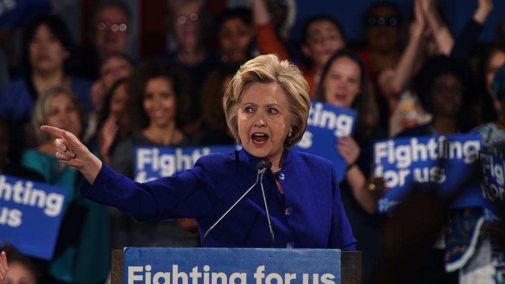 Η Χίλαρι Κλίντον ανακοίνωσε ότι στηρίζει τον Τζο Μπάιντεν