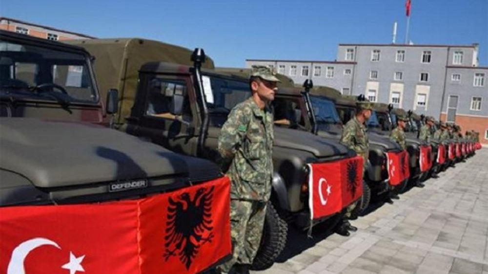 Ο Αλβανός πρόεδρος επικύρωσε τη συμφωνία στρατιωτικής συνεργασίας Αλβανίας-Τουρκίας