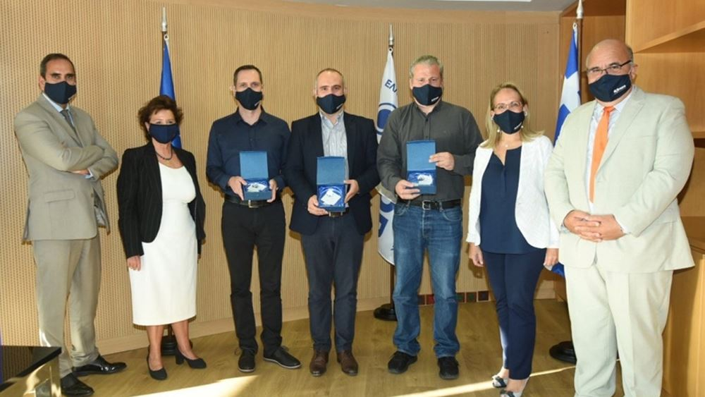 Βράβευση startups από Ελληνική Αναπτυξιακή Τράπεζα