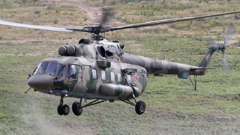 Ρωσία: Στρατιωτικό ελικόπτερο συνετρίβη κοντά στην Αγία Πετρούπολη