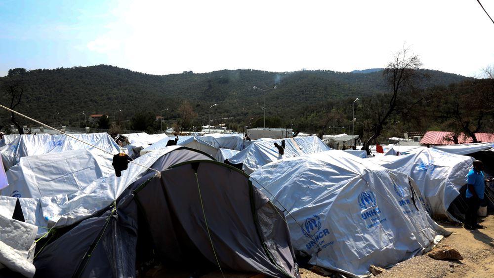 Γιατροί Χωρίς Σύνορα: Μωρό 9 μηνών πέθανε στη Μόρια από αφυδάτωση