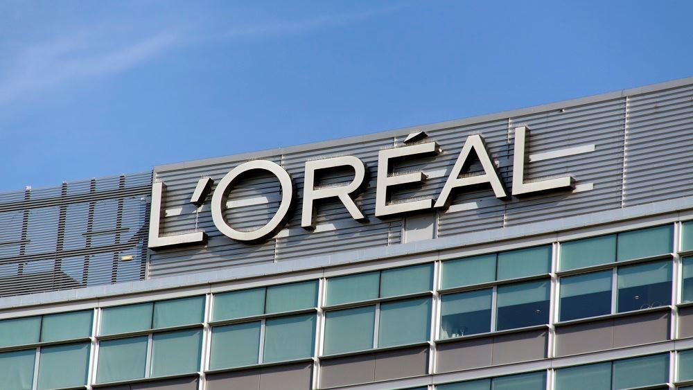 L΄ Oreal: Αυξήθηκαν οι πωλήσεις στο α΄ τρίμηνο του έτους