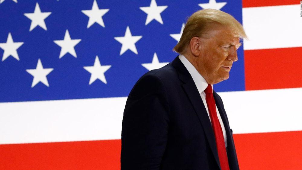 ΗΠΑ: Ο Τραμπ προτείνει να αναβληθούν οι προεδρικές εκλογές και εκπρόσωπός του προσπαθεί να... το μαζέψει
