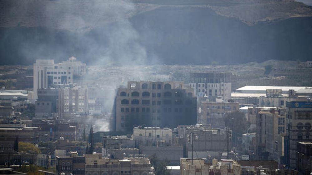 Υεμένη: Τέσσερις νεκροί σε αεροπορικό βομβαρδισμό εγκαταστάσεων της δημόσιας τηλεόρασης
