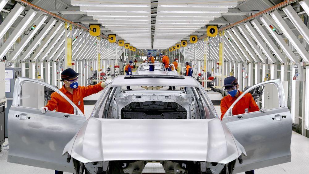 Η Volvo διερευνά την παραγωγή χάλυβα χωρίς ορυκτά