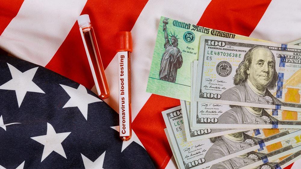 ΗΠΑ: Ένα αυστηρότερο lockdown θα οδηγούσε σε ισχυρότερη ανάκαμψη τώρα, εκτιμούν οι οικονομολόγοι