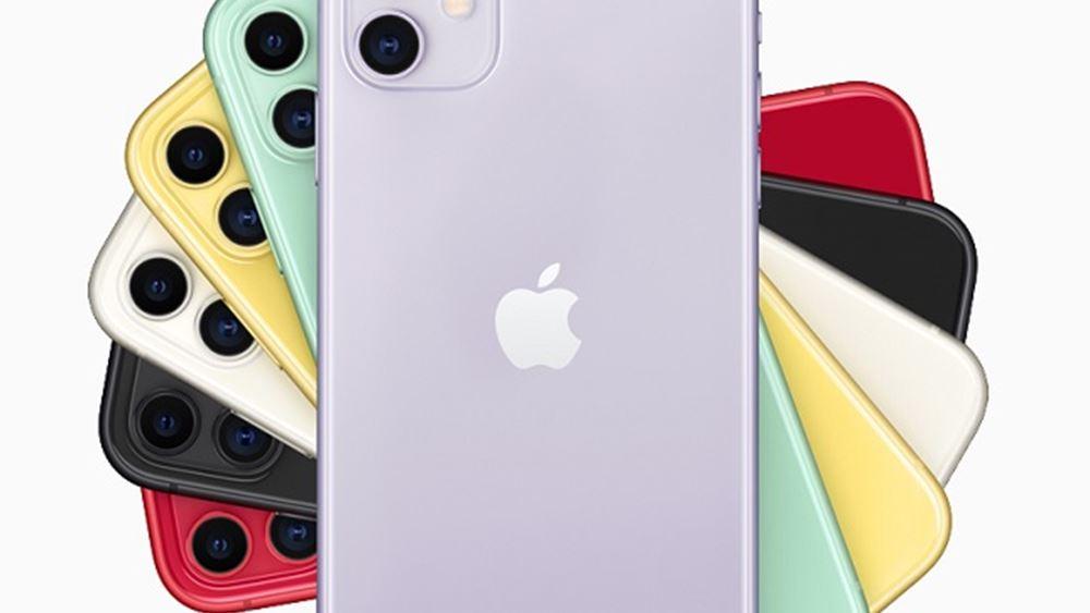 Ξεπέρασε (ξανά) το $1 τρισ. η κεφαλαιοποίηση της Apple