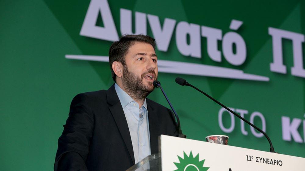 Ν. Ανδρουλάκης: Χρειάζονται πολλοί αποφασισμένοι προοδευτικοί καμικάζι για να ανασυγκροτήσουμε τη Δημοκρατική Παράταξη