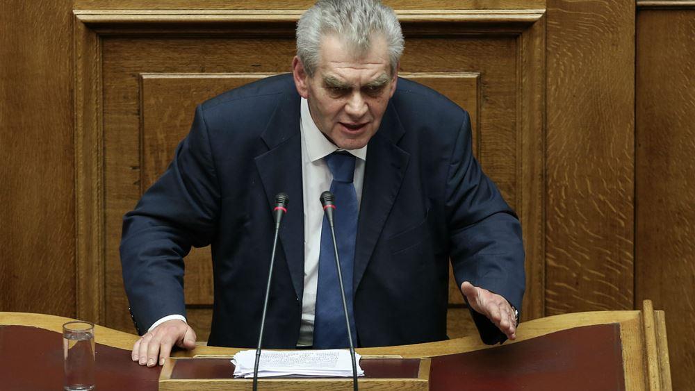 Παπαγγελόπουλος κατά Σαμαρά - Παρέμβαση Α. Γεωργιάδη