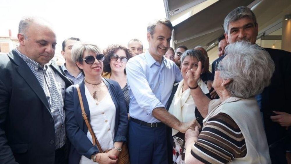 Κ. Μητσοτάκης: Θα είμαι στο πλευρό όλων των δημάρχων ανεξαρτήτως κομματικής προέλευσης