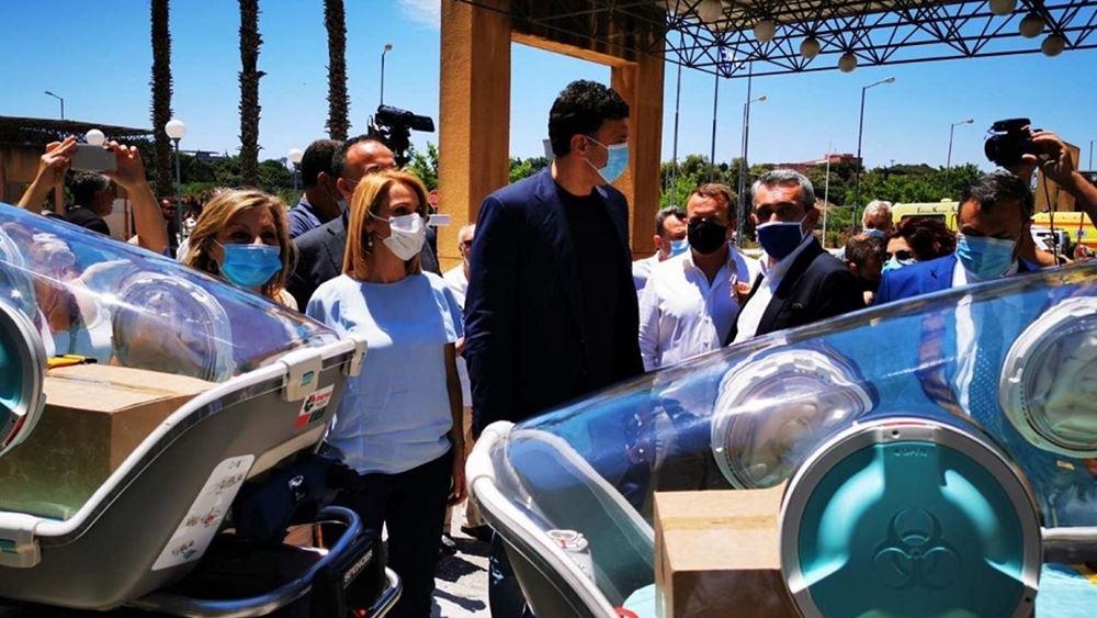 Κικίλιας: Μοριακός αναλυτής με δυνατότητα 420 τεστ την ημέρα για κορονοϊό, εγκαθίσταται στο Νοσοκομείο Ρόδου
