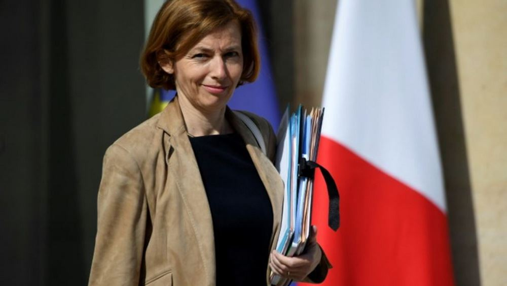 Στο Πεντάγωνο η Γαλλίδα υπ. Άμυνας για την υπογραφή της προμήθειας των μαχητικών Rafale