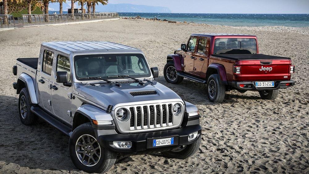 Το Jeep Gladiator έρχεται να αλλάξει τα δεδομένα