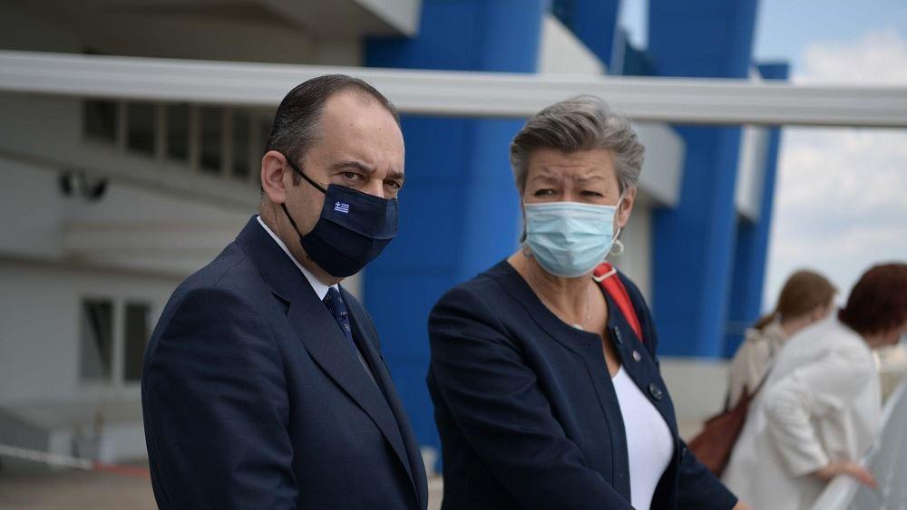 Πλακιωτάκης: Η Ελλάδα δεν δέχεται υποδείξεις για τα ανθρώπινα δικαιώματα από χώρες που συστηματικά τα παραβιάζουν