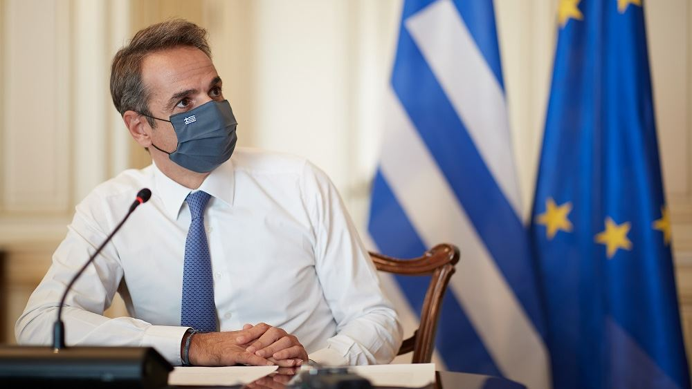 Κ. Μητσοτάκης: Η επίσκεψη Πομπέο ενισχύει την εθνική γραμμή ενόψει του Συμβουλίου Κορυφής