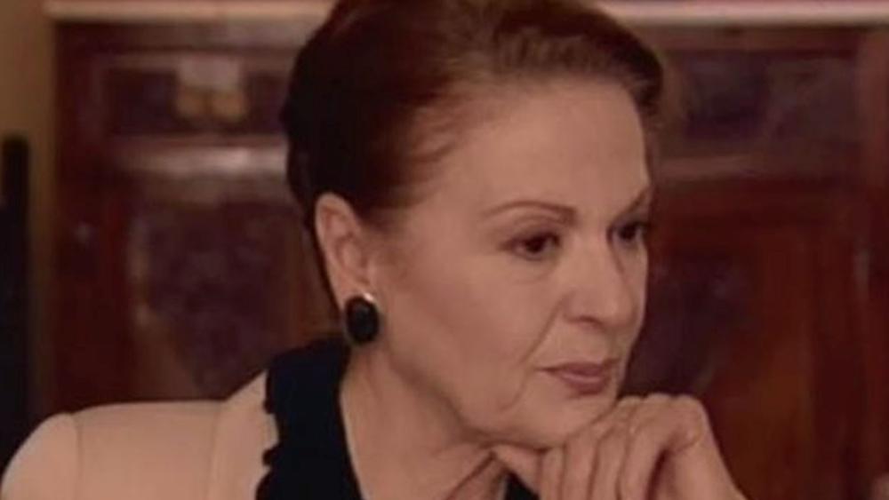 Έφυγε από τη ζωή η ηθοποιός Αφροδίτη Γρηγοριάδου
