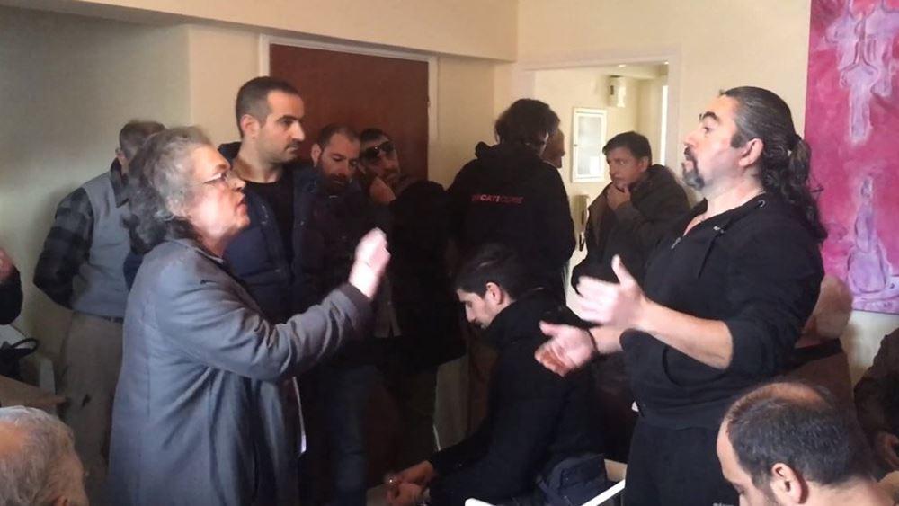 Φραστική επίθεση στη Θεοπεφτάτου του ΣΥΡΙΖΑ: Μας ρωτήσατε για τη Μακεδονία, προδότες;