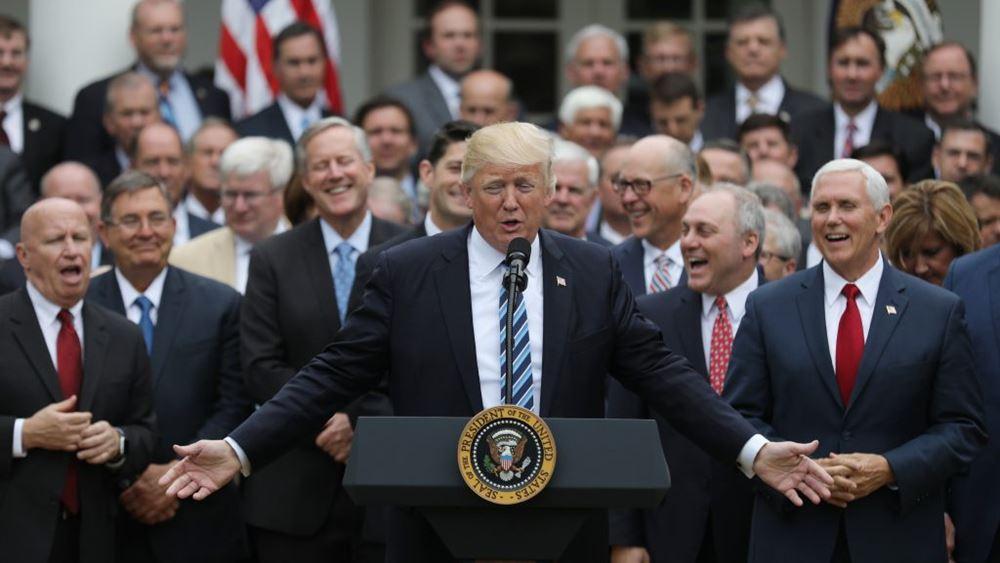 Οι Ρεπουμπλικανοί γυρνούν την πλάτη στον Τραμπ