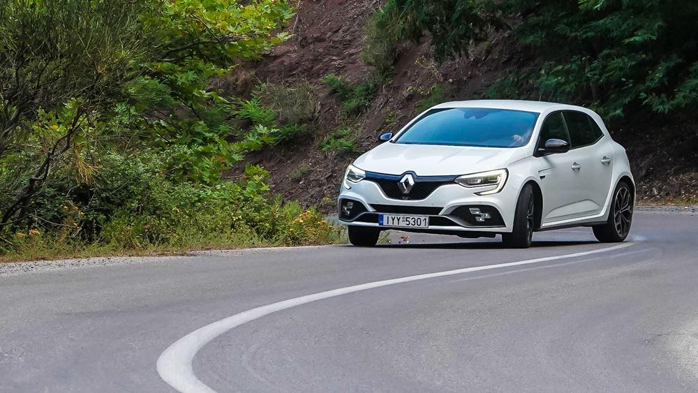 Δοκιμάζουμε το μαγευτικό Renault Megane R.S.
