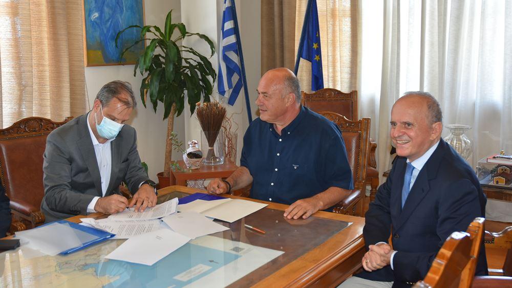 Έπεσαν οι υπογραφές για την παραχώρηση του Πανθεσσαλικού Σταδίου στον δήμο Βόλου