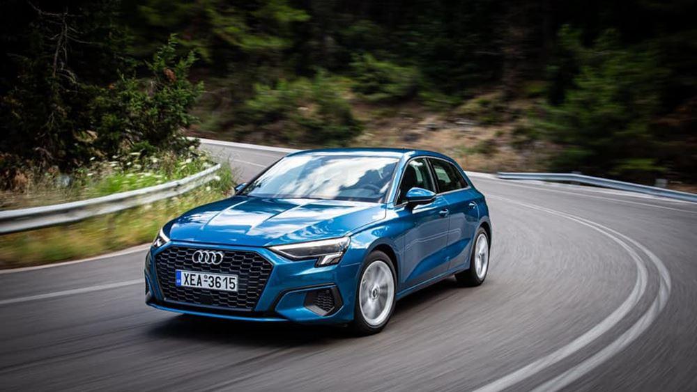 Πρώτη επαφή με το νέο Audi A3