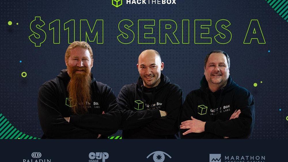 Η Hack The Box προσελκύει νέα επένδυση ύψους 11 εκατ. δολαρίων