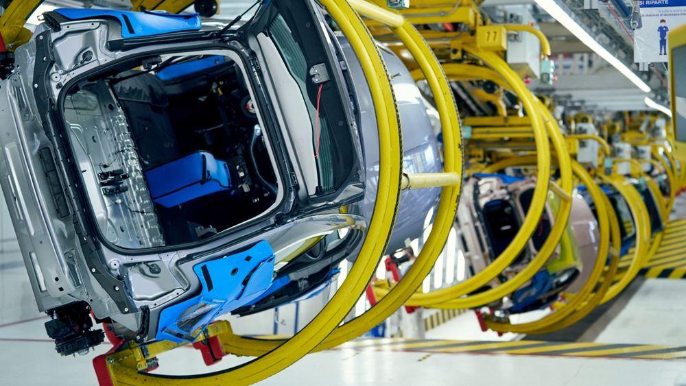 Κατασκευάζοντας στο Mirafiori το ηλεκτρικό Fiat 500