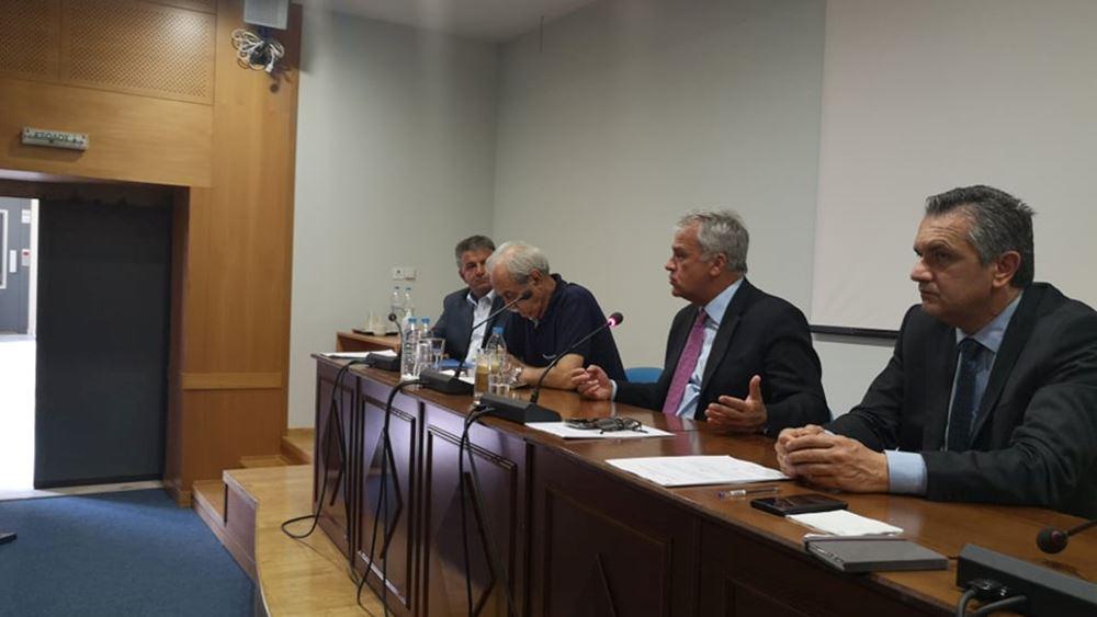 Επίσκεψη Βορίδη στην Κοζάνη