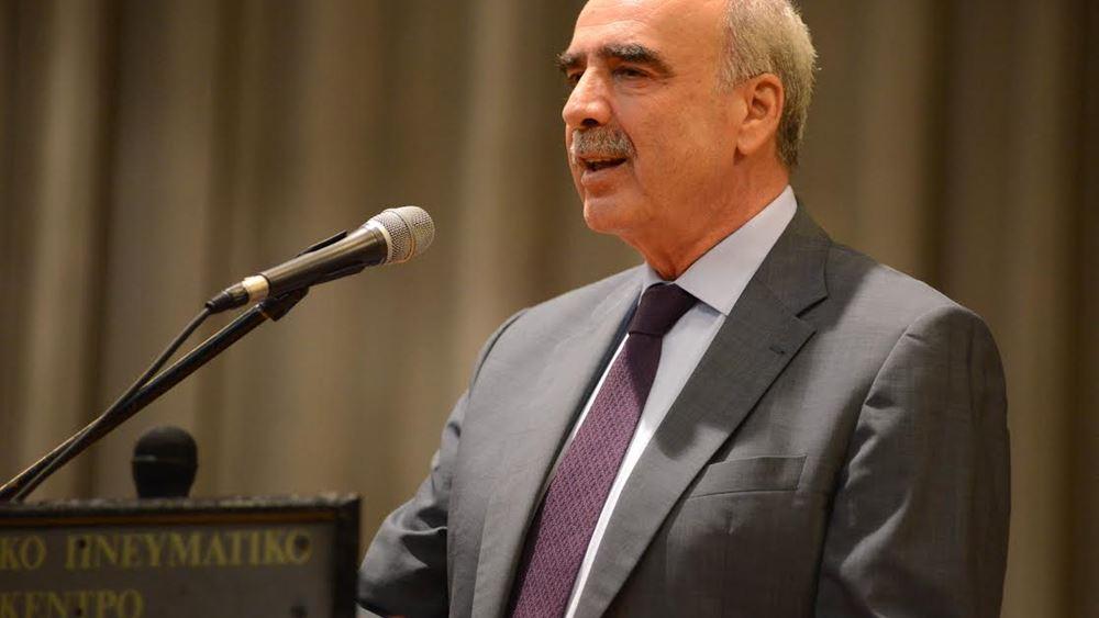 Β. Μεϊμαράκης: Τα μέτρα της ΕΕ για τον τουρισμό είναι στην κατεύθυνση των προτεραιοτήτων που έχει θέσει η Ελλάδα