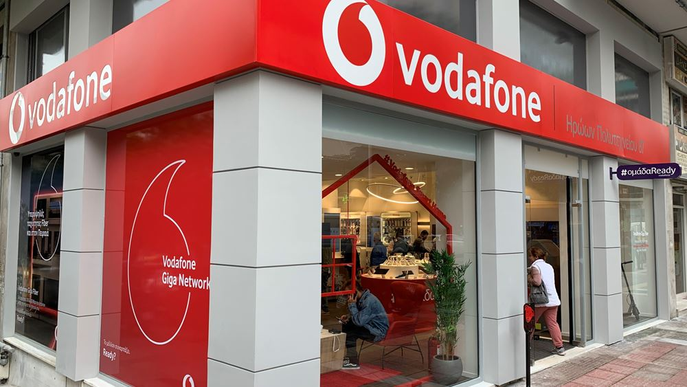 Vodafone Ελλάδος: Η καραντίνα έφερε πτώση στα έσοδα του δ΄ τριμήνου 2020