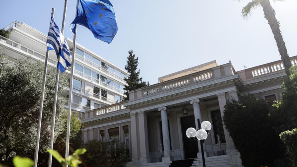 Σύσκεψη στο Μαξίμου για τα ελληνοτουρκικά