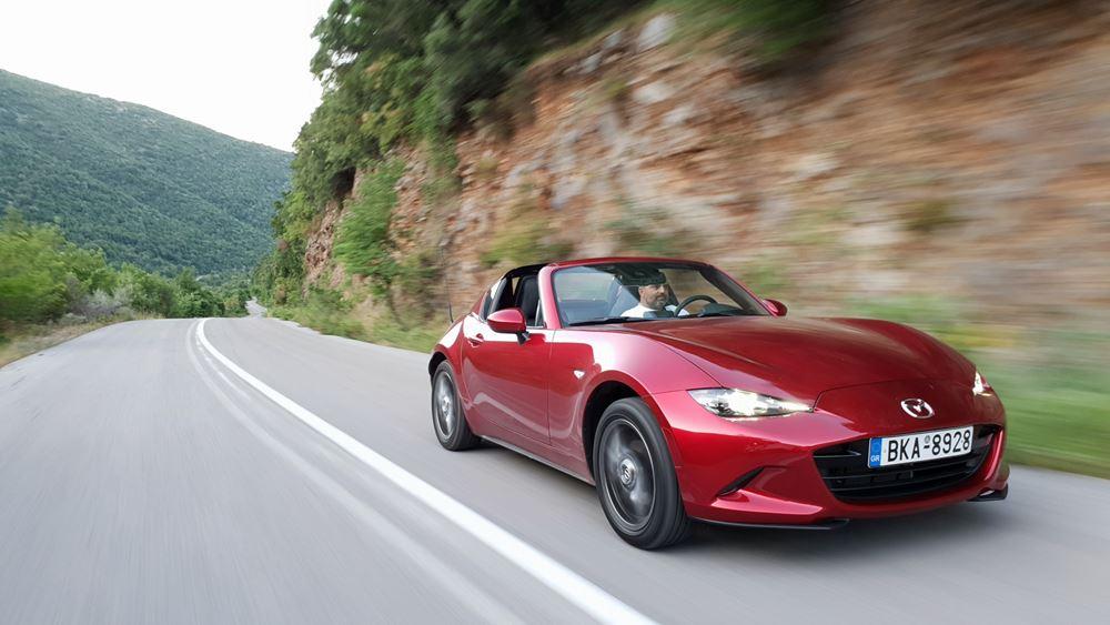 Επιτέλους οδηγούμε την 4η γενιά του Mazda MX-5