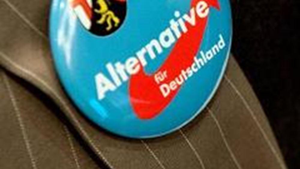 Γερμανία: Το AfD προηγείται στο ανατολικό τμήμα της χώρας πριν από τις περιφερειακές εκλογές