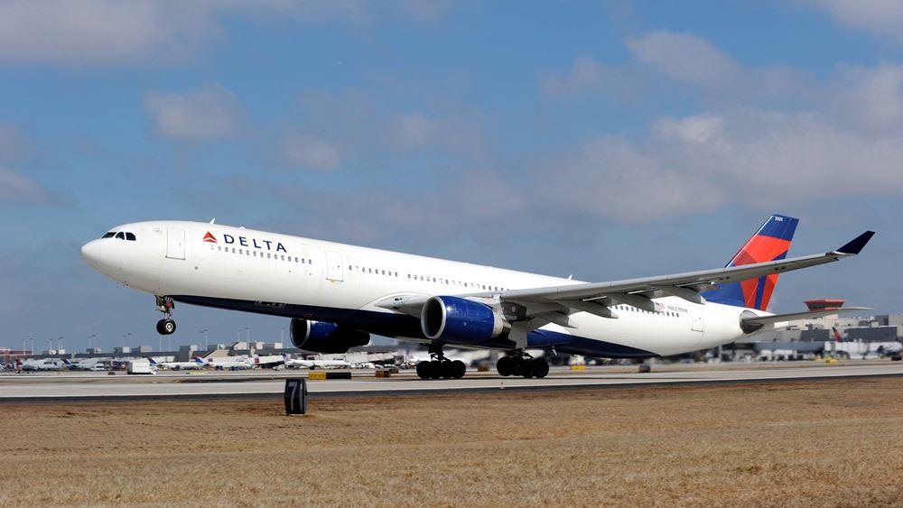 Η αμερικανική Delta Air Lines θα προσλαμβάνει πλέον μόνο εμβολιασμένους κατά του κορονοϊού