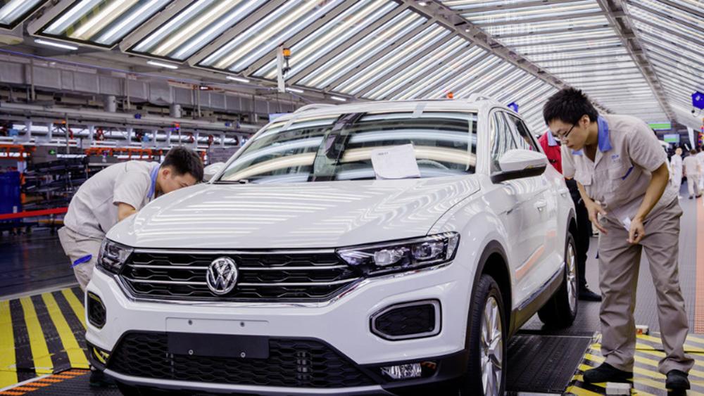 Κίνα: Πτώση των κερδών στη βιομηχανία κατά 34,9% τον Μάρτιο