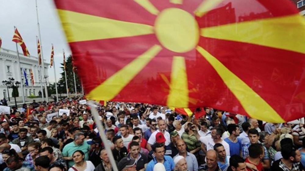 """""""Στον αέρα"""" το δημοψήφισμα στην πΓΔΜ"""