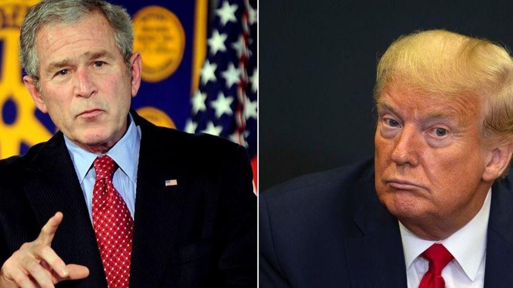 "NYT: Μεγάλα ονόματα Ρεπουμπλικάνων ""μαυρίζουν"" τον Τραμπ"