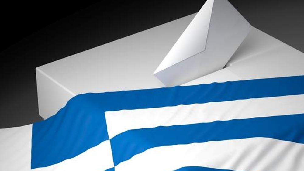 Συντριβή του ΣΥΡΙΖΑ στις κάλπες σύμφωνα με έρευνα της Opinion Poll